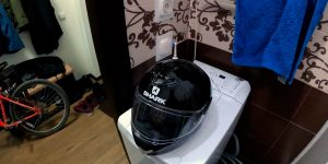 Motorcycle Helmet Care And Cleaning